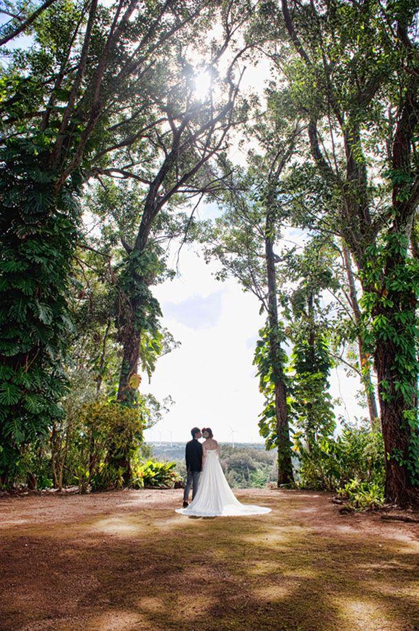 Hawaii,Sunset Ranch Wedding_ハワイウエディング_produced by AYANO TACHIHARA Wedding Design