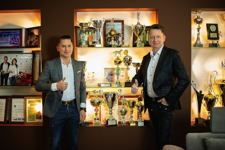 Szefowie firmy Mirjan :)  http://www.mirjan24.pl/ #szef #boss #mirjan24 #sukces