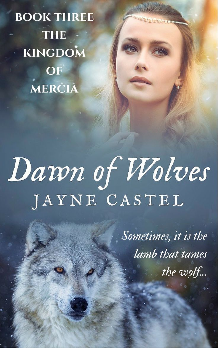 Dawn of Wolves - Book 3, The Kingdom of Mercia. Coming soon on Amazon... http://www.jaynecastel.com/coming-soon