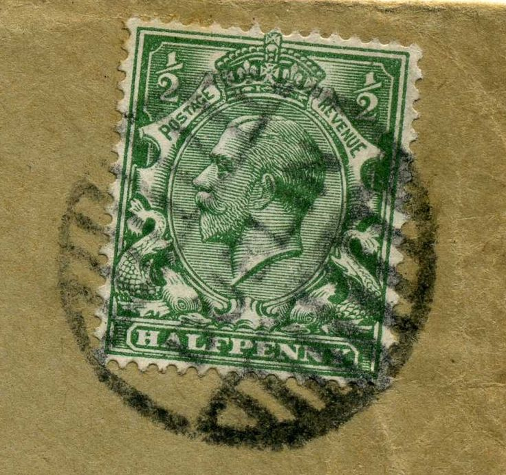 During the 1916 Easter Rising the GPO in Dublin was completely wrecked and everything inside was broken, including the machines that cancelled the stamps on envelopes. All letters and postcards mailed after this event were cancelled with a parcel 'handstamp' that was usually used on parcels and packages, otherwise known as a 'barred oval' to postal historians. When the PO installed new machines, the postmar reverted to its usual cancellation.