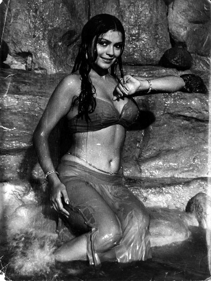 Zeenat Aman in the film 'Abdullah'.