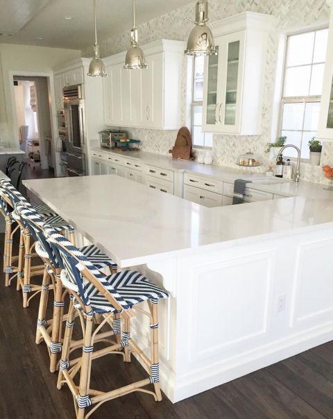 74 best kitchen backsplash images on pinterest home for Caesarstone portland