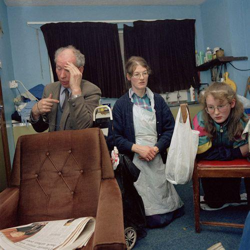 Anthony Haughey, Home series, 1992