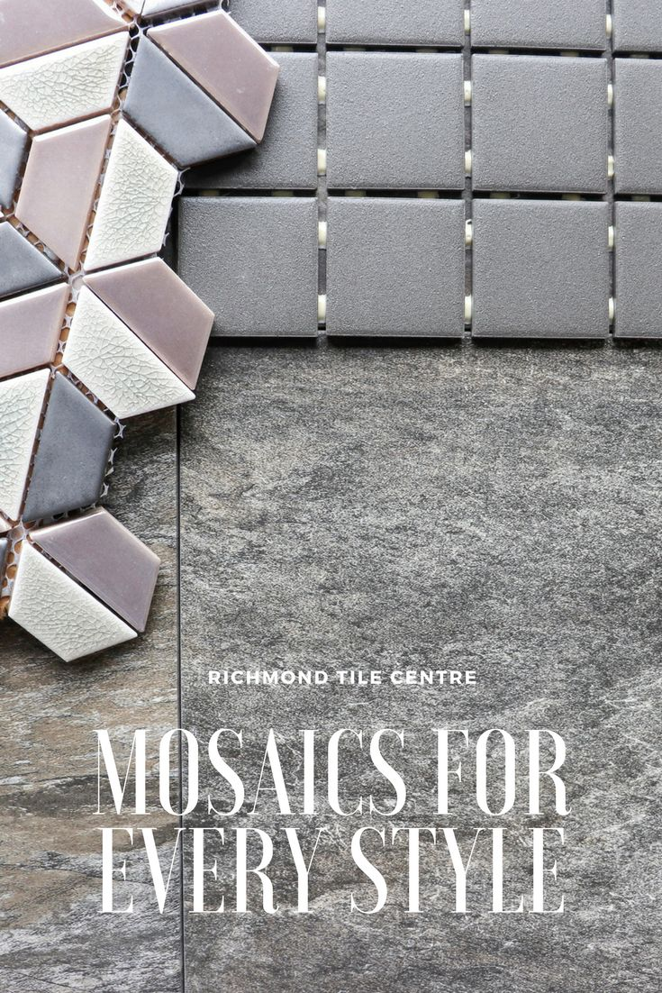 Hexagons to subway tile, glass to porcelain, there are numerous mosaic tiles to choose from for every type of space. Let our experts help you figure out the best solution for your space.