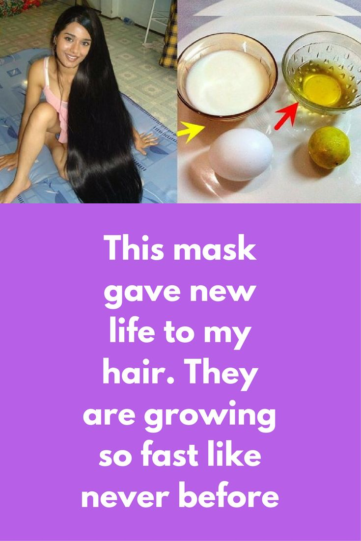 This mask gave new life to my hair. They are growing so fast like never before This is an effective hair mask that can give new life to your dry damaged hair For this mask you will need: Eggs Olive oil Steps to follow: Break an egg and place the egg white and yolk into the bowl. take out the chord like a structure of the egg from the bowl to …