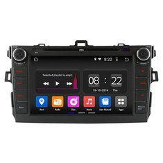 #Banggood радио поддержка WiFi Android 4.4 БДС Видеорегистратор 1024x600 для Toyota Corolla 2006 - 2011 GPS ownice c180 ола - 8694b четырехъядерным автомобиля D (1048761) #SuperDeals