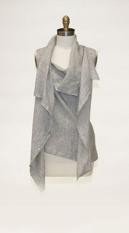 Command Attention Vest www.stellacarakasi.com #fashion