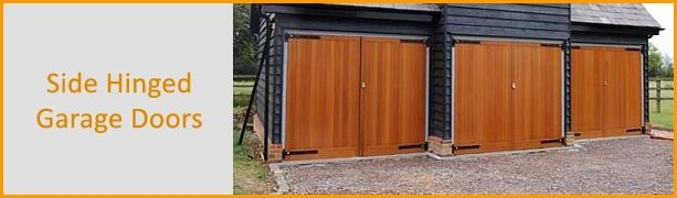 Side Hinged Garage Doors | Doors, Shutters and Security Grilles for Residential, Commercial and Industrial | Samson Doors Online Shop