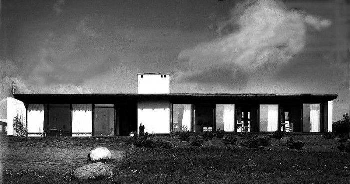 Molkte House by Knud FriisElmar Moltke
