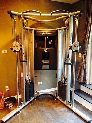 i have a life fitness g7 functional trainer for sale the
