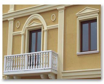Oltre 20 migliori idee su cornici delle finestre su for Cornici in polistirolo per interni
