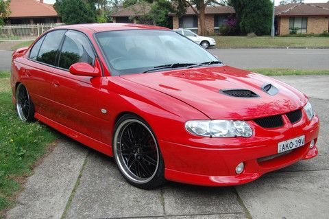Holden VX Commodore Workshop Service Repair Manual Download