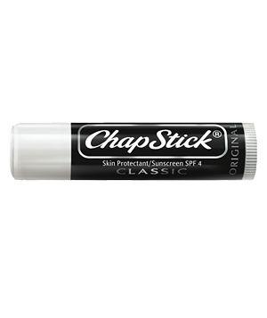 Chapstick.