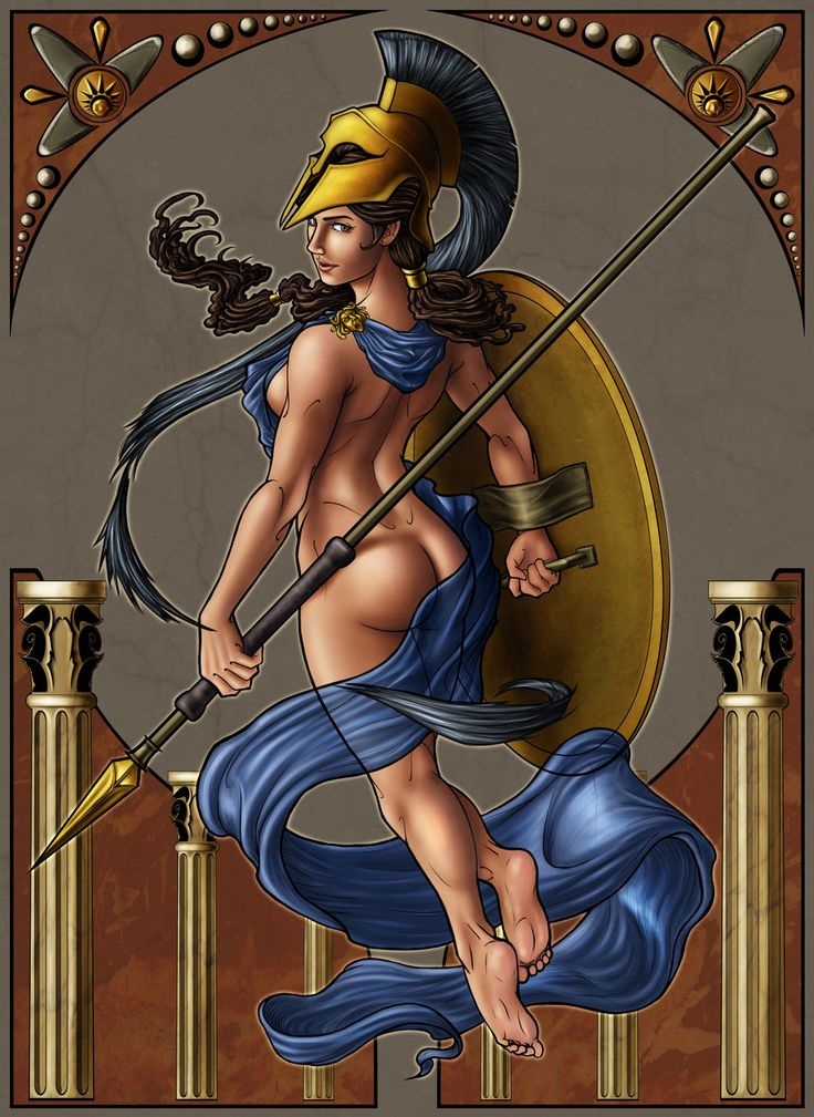 Poseidon greek god gay porn