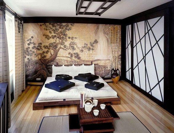 Японский стиль в интерьере Японский стиль давно призван самой популярной разновидностью этнического минима... #национальныйстиль #стиль #японскийстиль