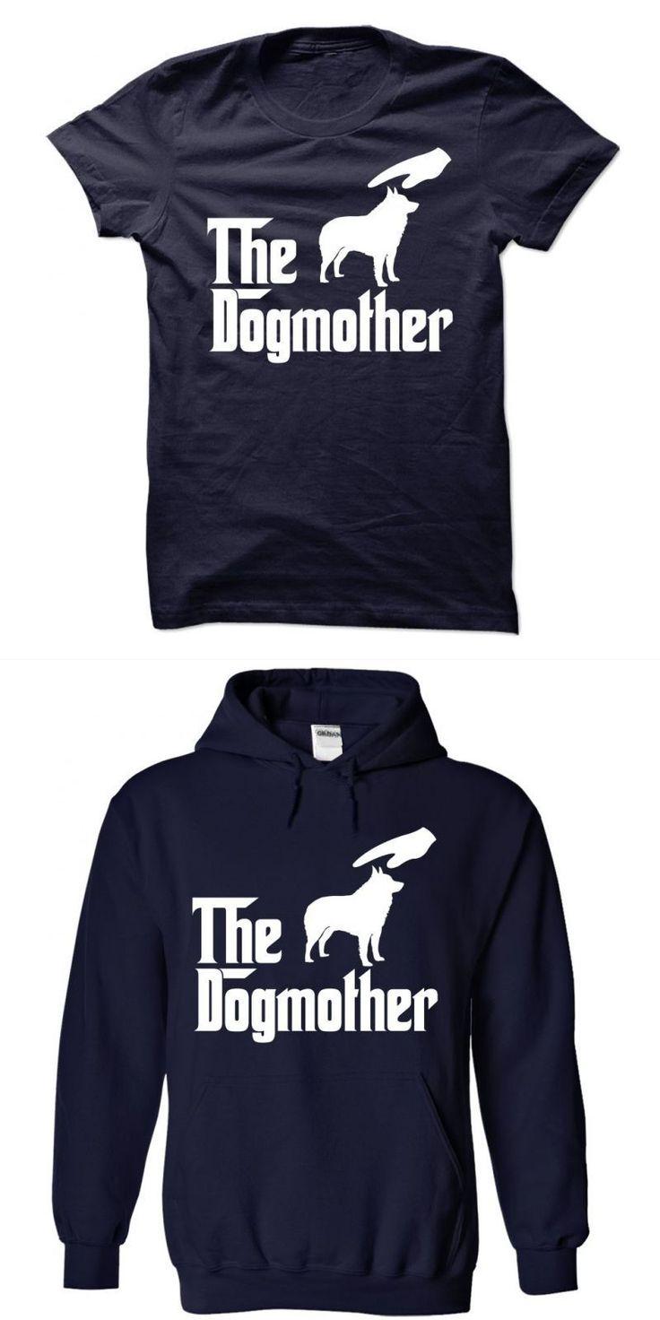 The Dogmother Schipperke Kawaii Dog T Shirt #dog #t #shirt #plain #white #dogs #damour #t #shirt #ellie #naughty #dog #t #shirt #3 #yellow #dog #t #shirt #hangover #2