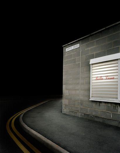 A Metaphysical Survey of British Dwellings, 2010 - Edgar Martins, Lippits Drive