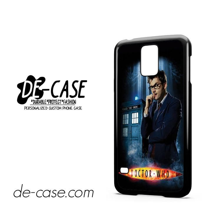 Doctor Who David Tennant DEAL-3505 Samsung Phonecase Cover For Samsung Galaxy S5 / S5 Mini