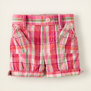 and shorts