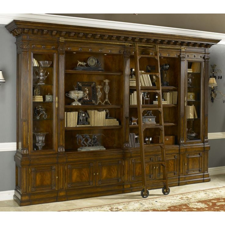 crotch mahogany veneer brass accents and other home office bookcases at goods home furnishings in north carolina discount furniture stores outlets