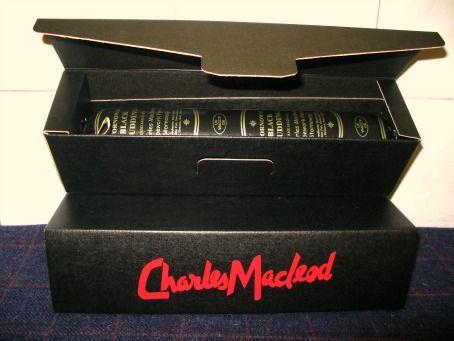 Charles MacLeod - Makers of Stornoway Black Pudding - Black Pudding Gift Box