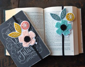 Bookmark Book Lover Gift  Reader Gift  Teacher Gift  by LoveMaude