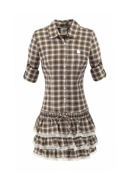 Dress (Mod. DF9005_607) Fall/Winter 2012-2013 by Duck Farm