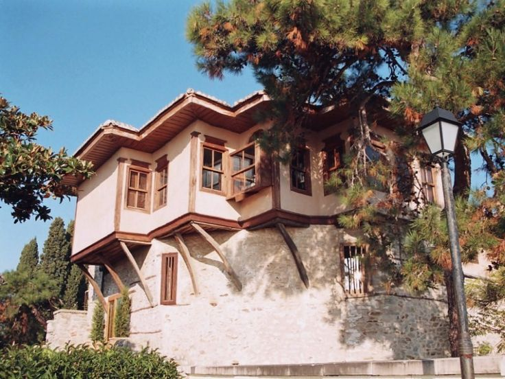 Kavala - The house of Muhammad Alis