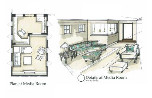 Hand Renderings From Daedalus Design Studio Studio