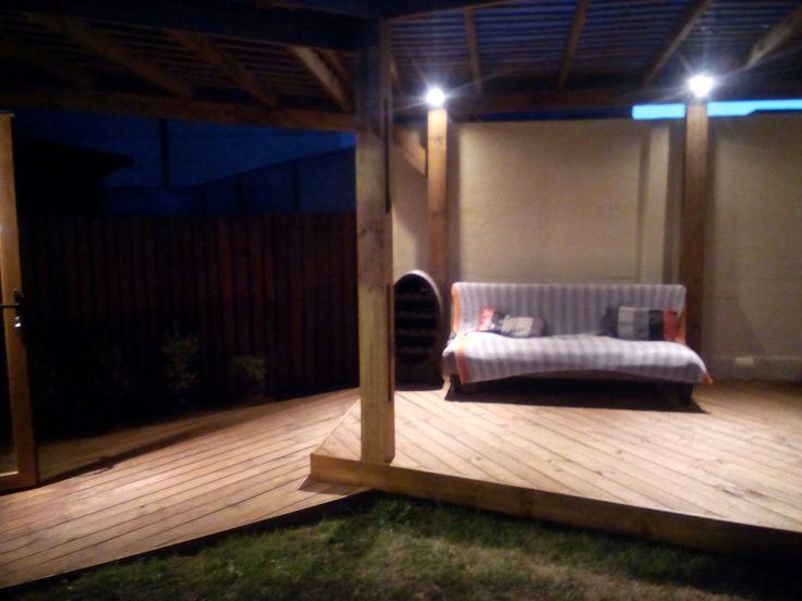 Terraza deck