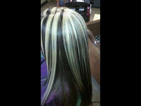 Como quitar lo naranja y amarillos del cabello tinturado o decolorado (and remove the orange hair) - YouTube