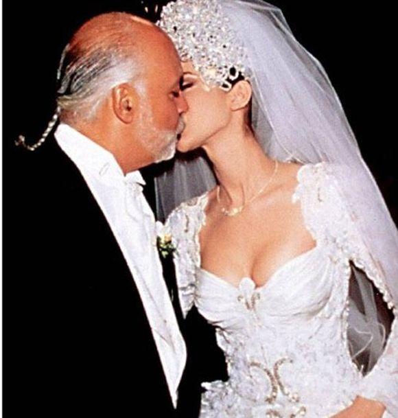 Céline Dion et René Angélil célèbrent leur 21e anniversaire de mariage   HollywoodPQ.com