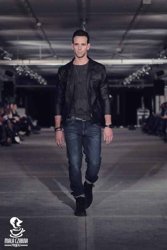 CARRY FASHION SHOW fw 2013 men jacket