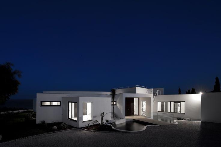 Colunata House Luz, Faro, Portugal