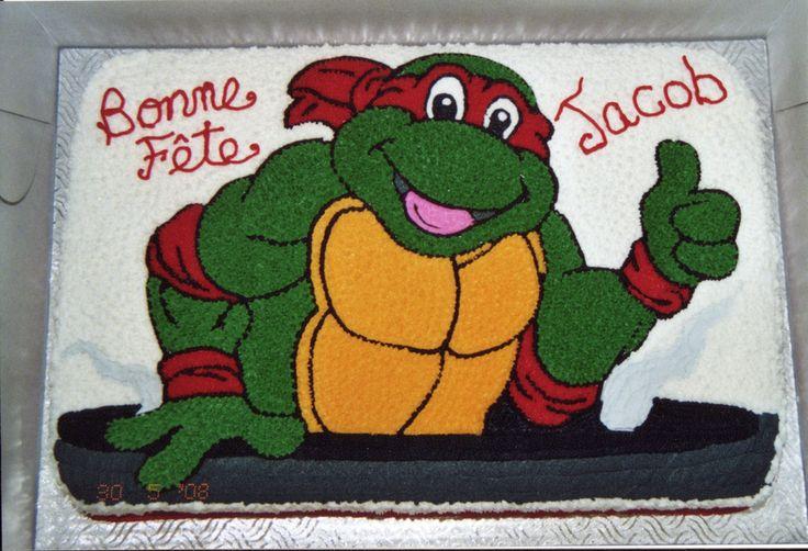 Ninja Turtle Birthday Cake | Ninja turtle — Birthday Cakes
