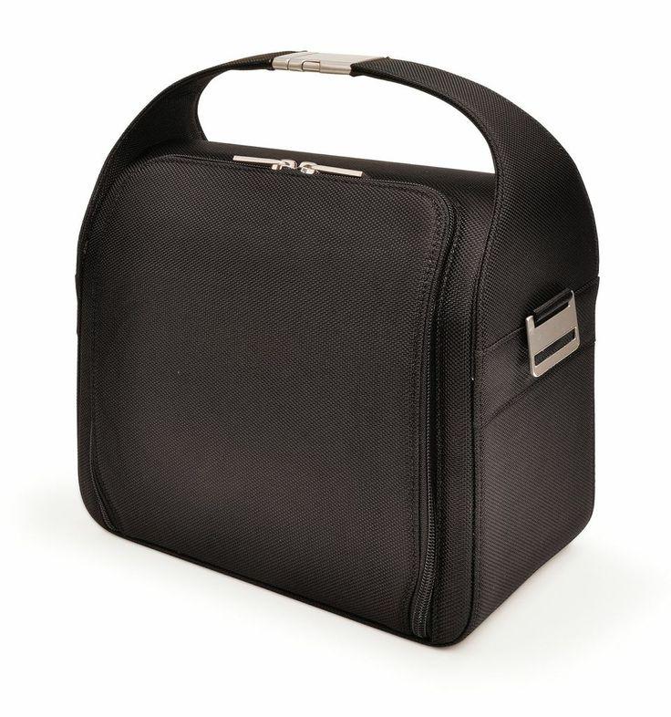 Bento lunch tas Dome Black is een mooie luxe tas om je lunch mee te nemen naar waar je maar wilt. Inclusief 2 bentoboxen van 0.6 l. en 0.8 l en een 0.175l.
