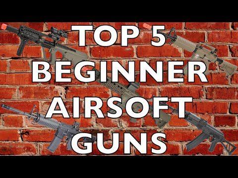 TOP 5 BEST BEGINNER AIRSOFT GUNS - Get it on Amazon:  http://www.amazon.com/dp/B015MQEF2K - http://outdoors.tronnixx.com/uncategorized/top-5-best-beginner-airsoft-guns/
