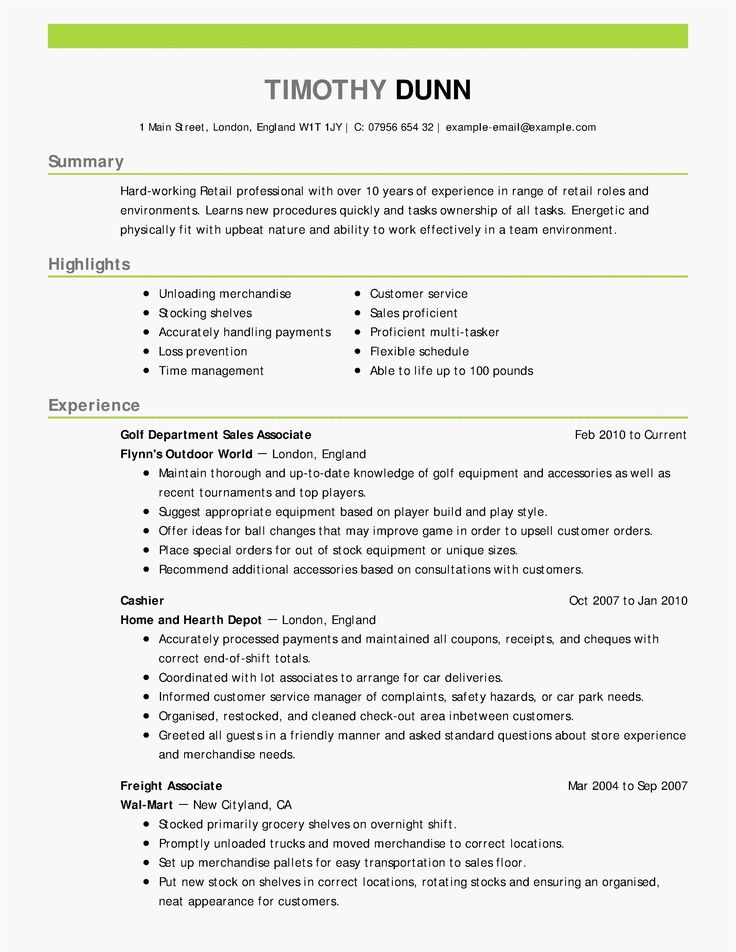 Should I Put A Picture On My Resume Unique Entry Level