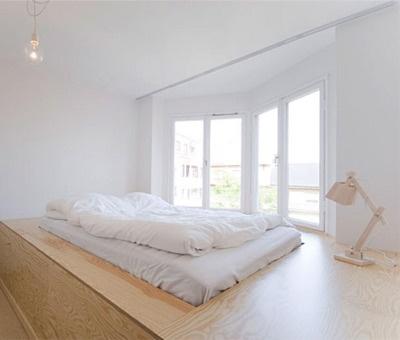 #bedroom #bed #floor