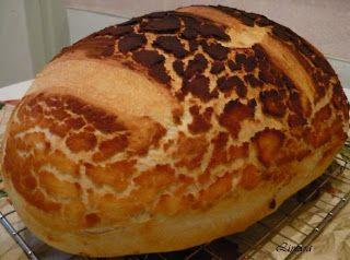 Limara péksége: Tigriskenyér