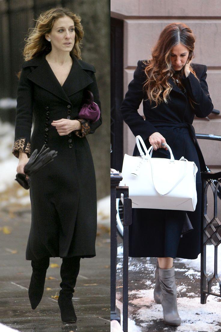 50 Times Sarah Jessica Parker Dressed Like Carrie Bradshaw in Real Life  - HarpersBAZAAR.com