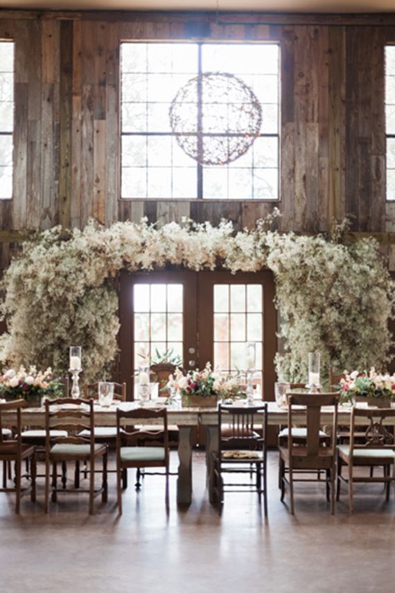 Chic Texas Hill Country Wedding