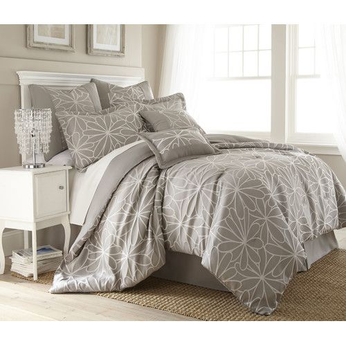 Colonial Textiles Kate 8 Piece Comforter Set