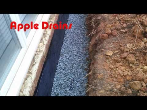▶ How To - Basement Waterproofing - DIY - Exterior Wall - Foundation Waterproofing - Seal Wall - YouTube
