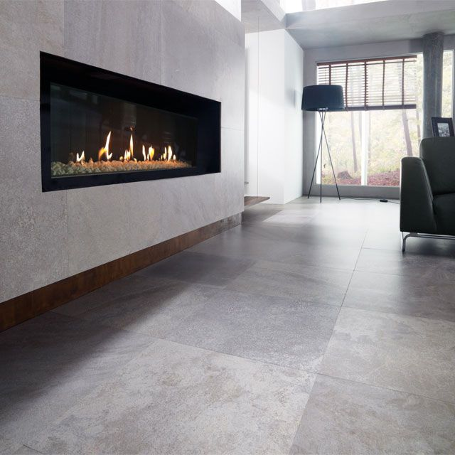 Porcelanosa Kitchen Floor Tiles: Acabado Pétreo Para El Porcelánico Técnico Deep De Urbatek