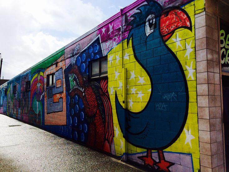 #streetart @ Umina Beach, Australia
