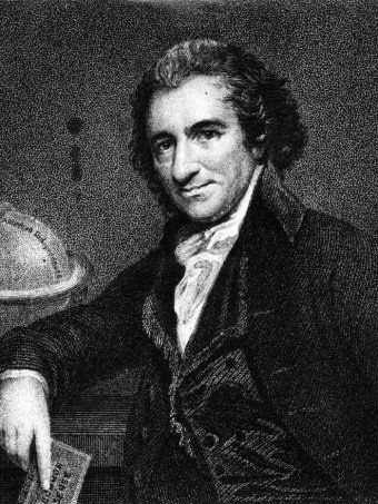 The legacy of Thomas Paine - Late Night Live - ABC Radio National (Australian Broadcasting Corporation)