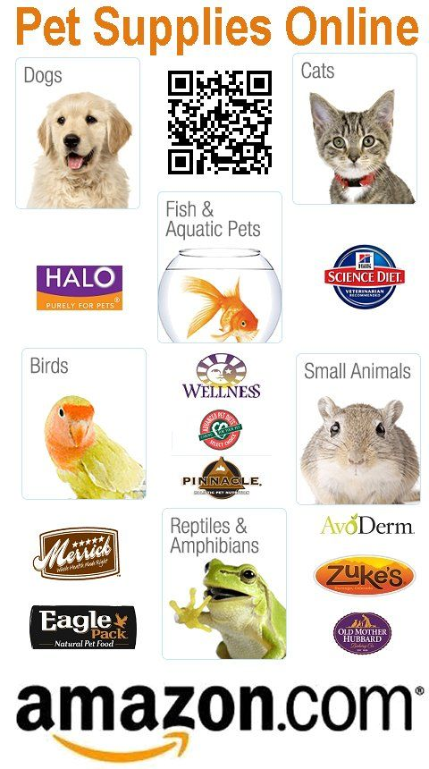 Pet Supplies Online - If you are a pet lover and have multiple pets belonging to various species then it would be very easy on your budget to get all your Pet Supplies Online - The best pest supplies online can be had at Amazon.com. Click on the image below to browse for your needs