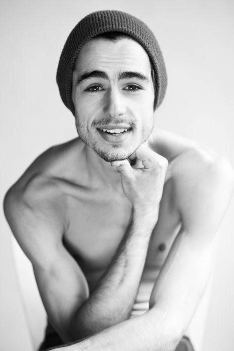Ben Schnetzer - Heloise Faure - Portraits ahh so cute <3