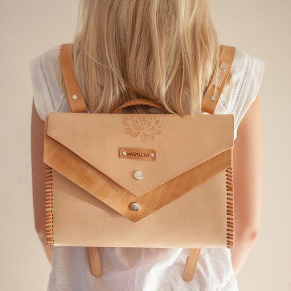 leather bags letterpress handmade